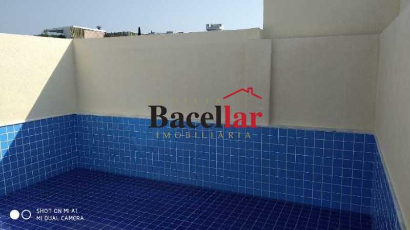 05 - Cobertura 4 quartos à venda Barra da Tijuca, Rio de Janeiro - R$ 2.400.000 - TICO40110 - 5