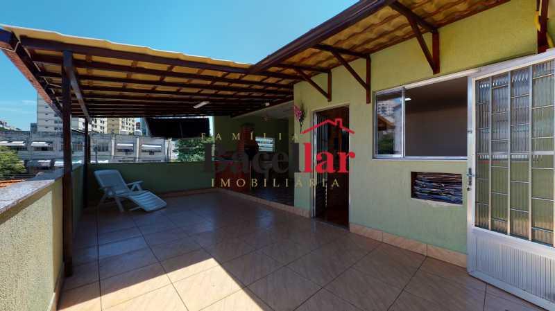 Rua-Caxambi-Ricv-30014-0317202 - Casa de Vila 3 quartos à venda Cachambi, Rio de Janeiro - R$ 550.000 - RICV30014 - 1