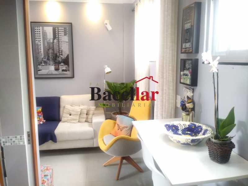 1 Sala c - Apartamento 1 quarto à venda Rocha, Rio de Janeiro - R$ 215.000 - RIAP10054 - 5