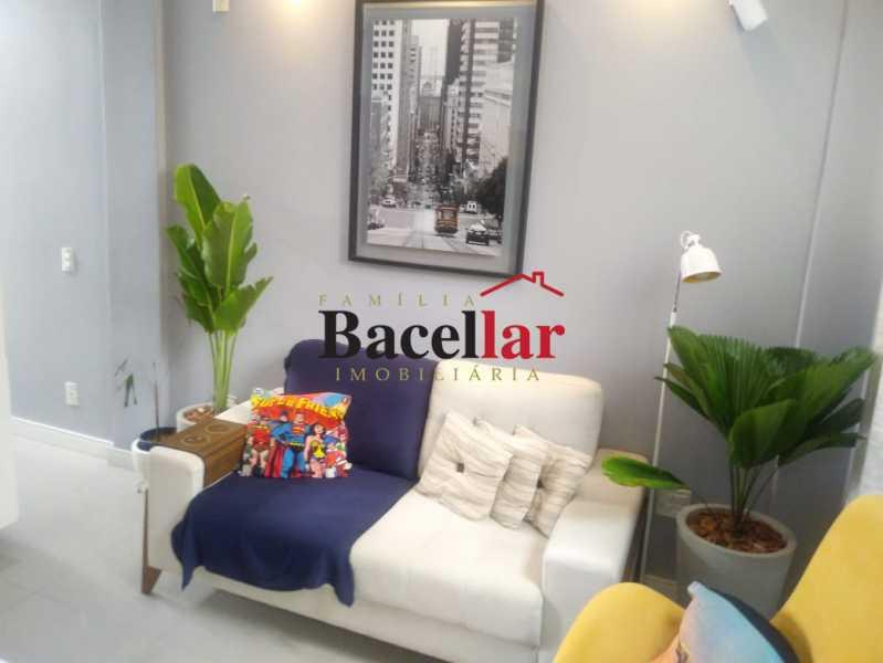 1 Sala e - Apartamento 1 quarto à venda Rocha, Rio de Janeiro - R$ 215.000 - RIAP10054 - 1