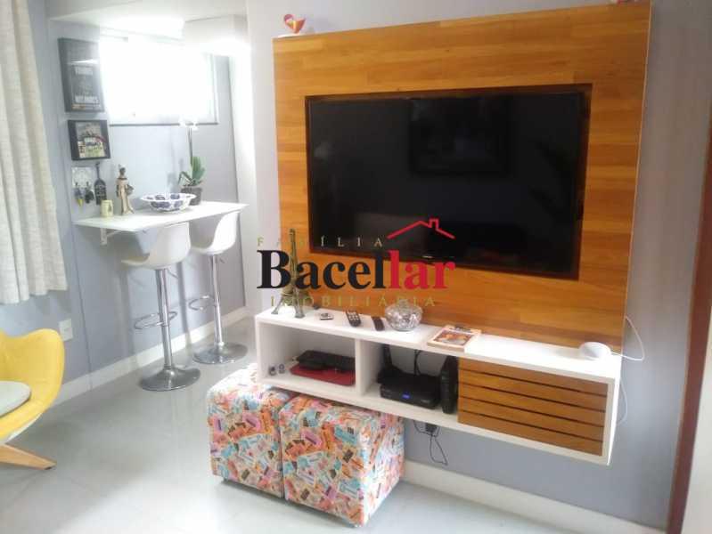 1 Sala g - Apartamento 1 quarto à venda Rocha, Rio de Janeiro - R$ 215.000 - RIAP10054 - 6