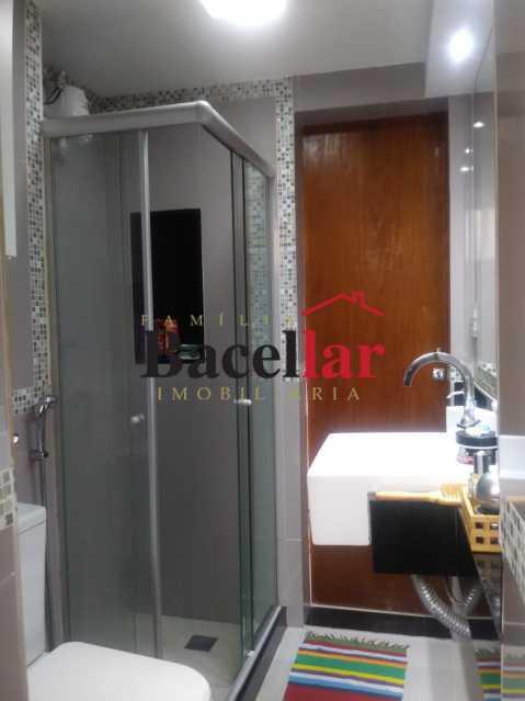 3 Banheiro d - Apartamento 1 quarto à venda Rocha, Rio de Janeiro - R$ 215.000 - RIAP10054 - 10