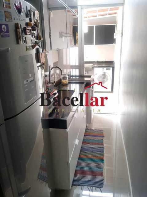 4 Cozinha a - Apartamento 1 quarto à venda Rocha, Rio de Janeiro - R$ 215.000 - RIAP10054 - 13