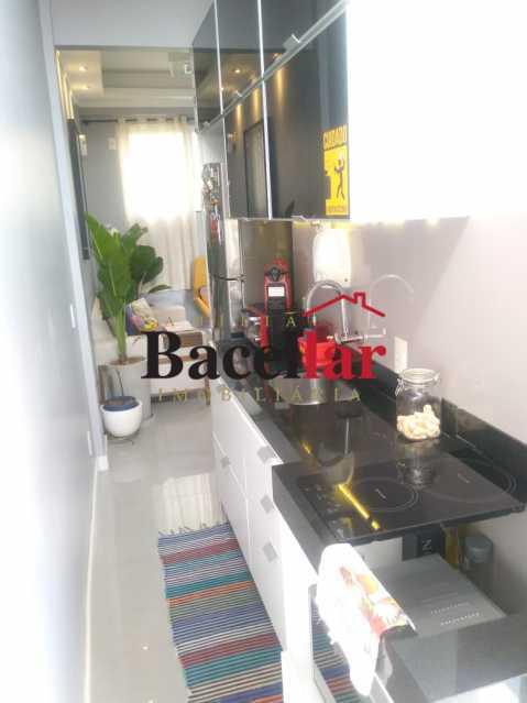 4 Cozinha b - Apartamento 1 quarto à venda Rocha, Rio de Janeiro - R$ 215.000 - RIAP10054 - 14