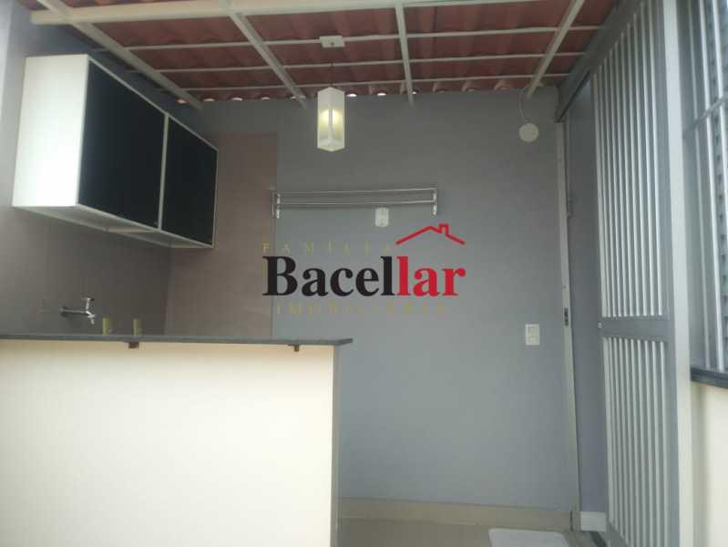 6 Área b - Apartamento 1 quarto à venda Rocha, Rio de Janeiro - R$ 215.000 - RIAP10054 - 17