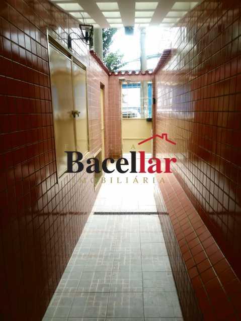 7 Entrada do prédio - Apartamento 1 quarto à venda Rocha, Rio de Janeiro - R$ 215.000 - RIAP10054 - 22