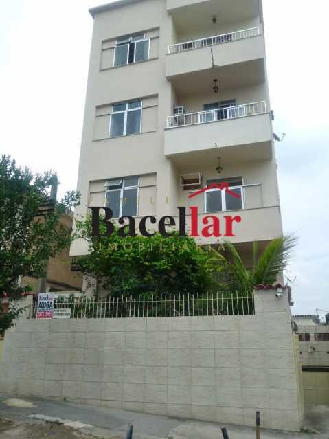 15 Fachada 2 - Apartamento 1 quarto à venda Rocha, Rio de Janeiro - R$ 215.000 - RIAP10054 - 23