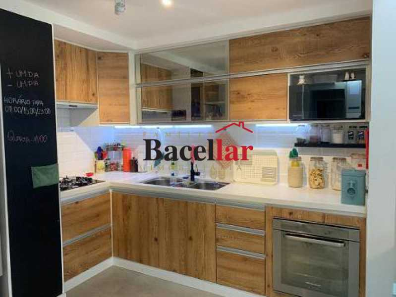 cozinha_02 - Apto duplex tipo cobertura com conceito aberto - TICO30269 - 6