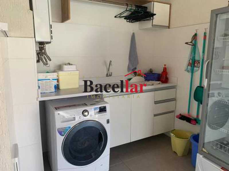 lavanderia - Apto duplex tipo cobertura com conceito aberto - TICO30269 - 15