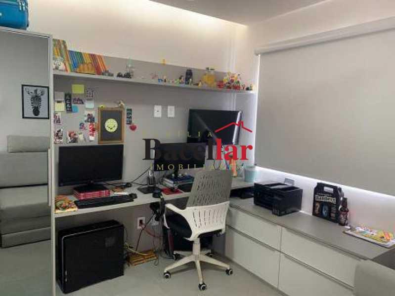 quarto_01 - Apto duplex tipo cobertura com conceito aberto - TICO30269 - 22