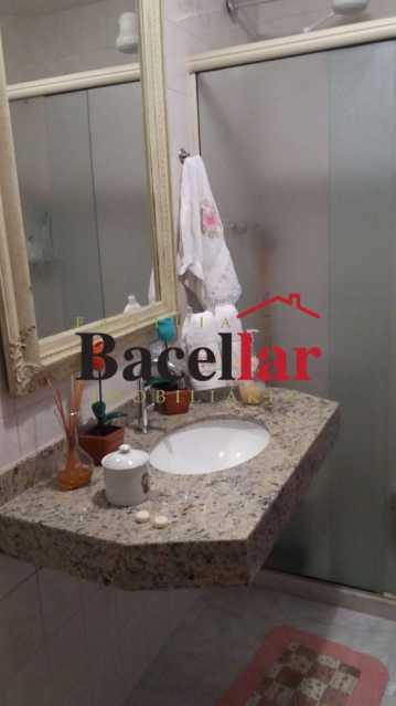 Banheiro social - Apartamento à venda Rua Barão de Petrópolis,Rio de Janeiro,RJ - R$ 160.000 - RIAP20212 - 5