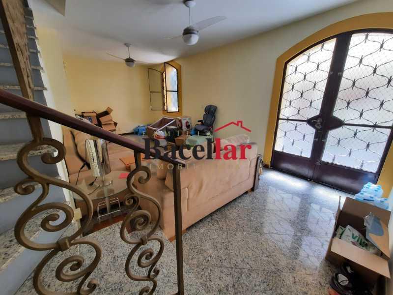 1 - Casa de Vila 4 quartos à venda Grajaú, Rio de Janeiro - R$ 695.000 - TICV40084 - 4