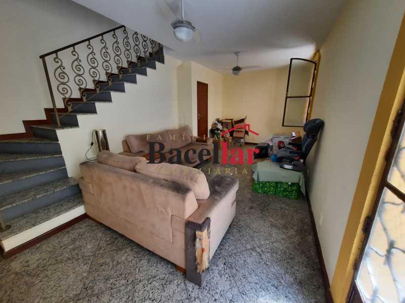 2 - Casa de Vila 4 quartos à venda Grajaú, Rio de Janeiro - R$ 695.000 - TICV40084 - 3