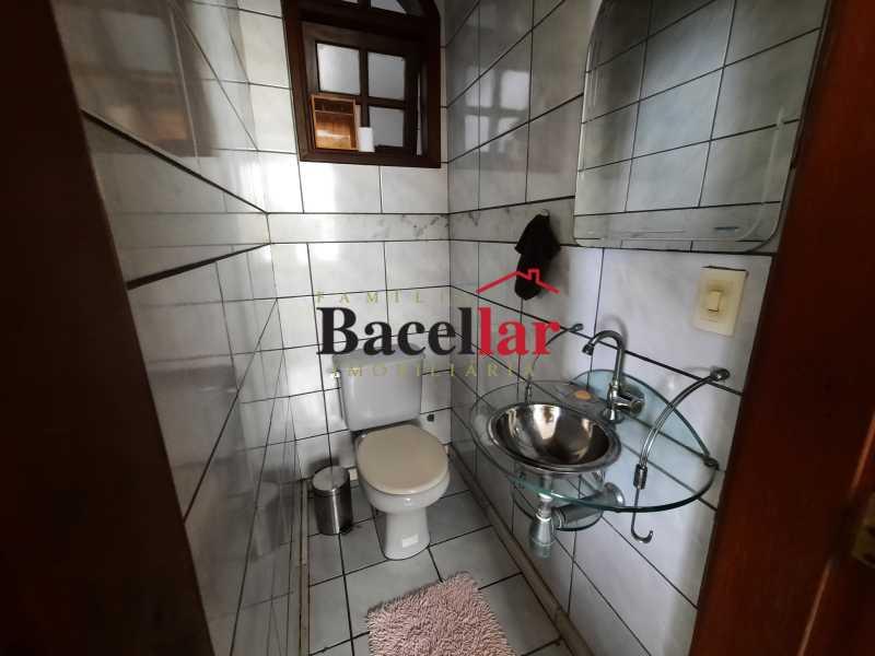 3 - Casa de Vila 4 quartos à venda Grajaú, Rio de Janeiro - R$ 695.000 - TICV40084 - 9