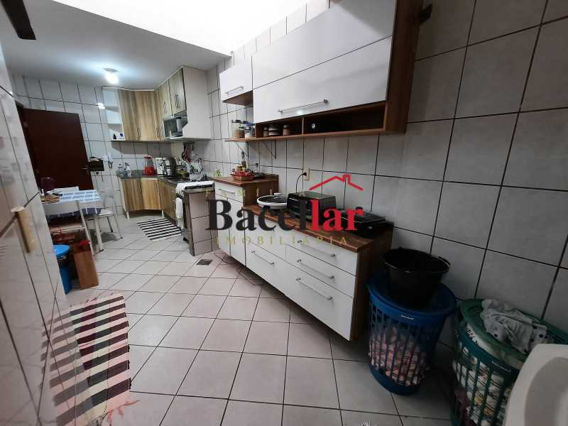 6 - Casa de Vila 4 quartos à venda Grajaú, Rio de Janeiro - R$ 695.000 - TICV40084 - 8