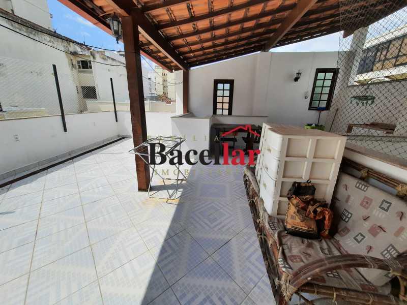 10 - Casa de Vila 4 quartos à venda Grajaú, Rio de Janeiro - R$ 695.000 - TICV40084 - 22