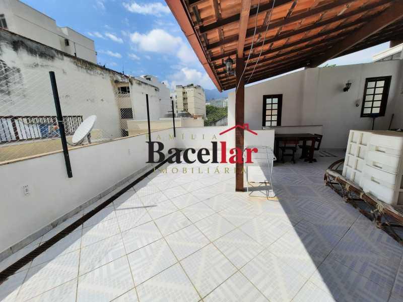 10 - Casa de Vila 4 quartos à venda Grajaú, Rio de Janeiro - R$ 695.000 - TICV40084 - 23