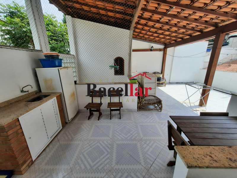 12 - Casa de Vila 4 quartos à venda Grajaú, Rio de Janeiro - R$ 695.000 - TICV40084 - 26