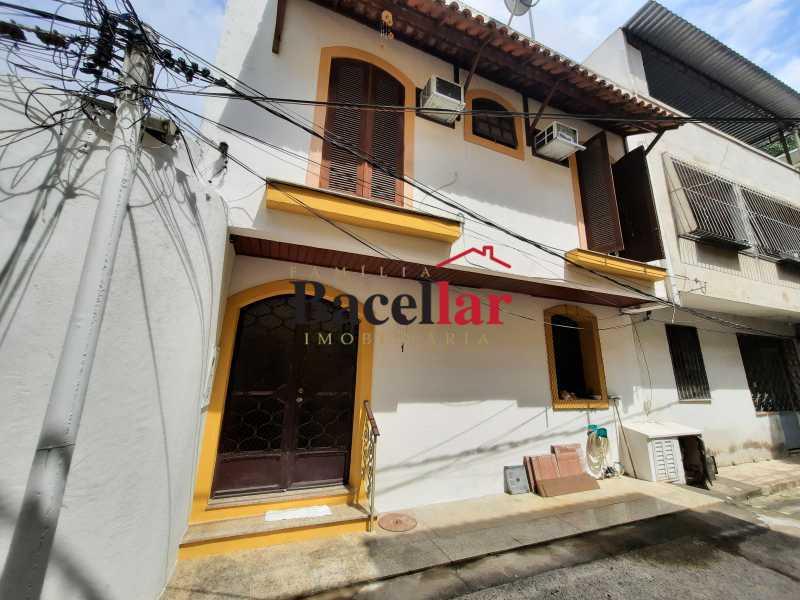 1 - Casa de Vila 4 quartos à venda Grajaú, Rio de Janeiro - R$ 695.000 - TICV40084 - 1