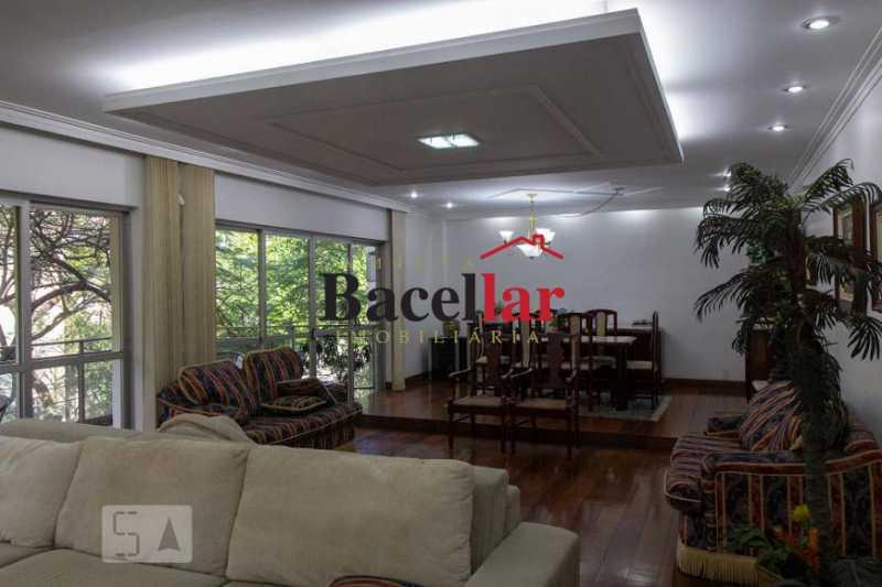 3552ea85f3fee432eb45c400f5299a - Apartamento 4 quartos à venda Grajaú, Rio de Janeiro - R$ 1.100.000 - RIAP40008 - 4