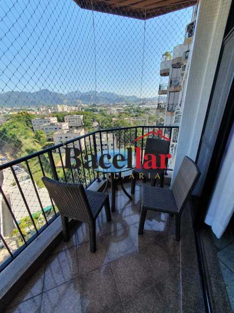 1 - Apartamento 3 quartos à venda Pechincha, Rio de Janeiro - R$ 339.000 - TIAP32954 - 1