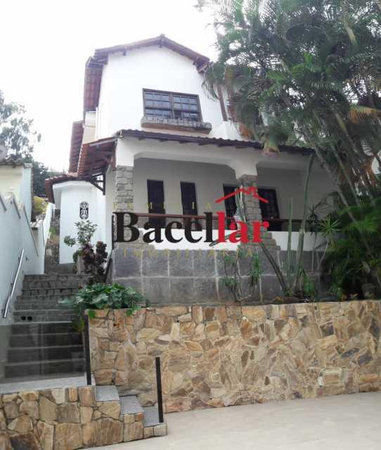 Frente casa - vista 2 - Casa 3 quartos à venda Niterói,RJ Ingá - R$ 1.400.000 - RICA30018 - 1