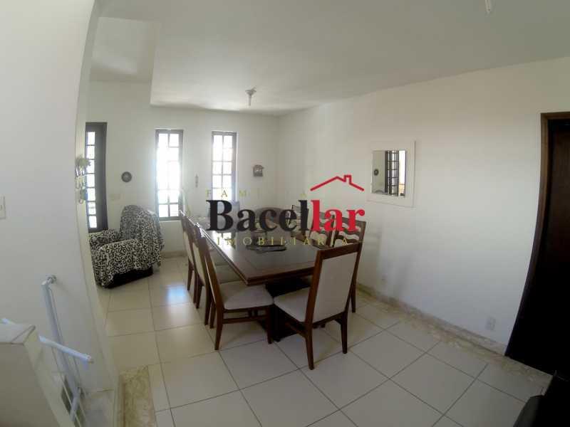 Sala em L - Jantar e Lavabo 2 - Casa 3 quartos à venda Niterói,RJ Ingá - R$ 1.400.000 - RICA30018 - 5