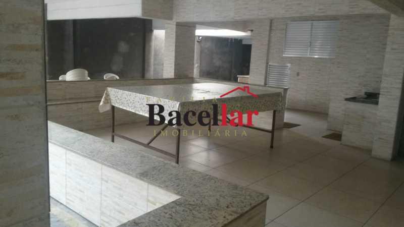 19 - Salão de Festas - Apartamento à venda Rua Arquimedes Memória,Rio de Janeiro,RJ - R$ 450.000 - RIAP20250 - 20