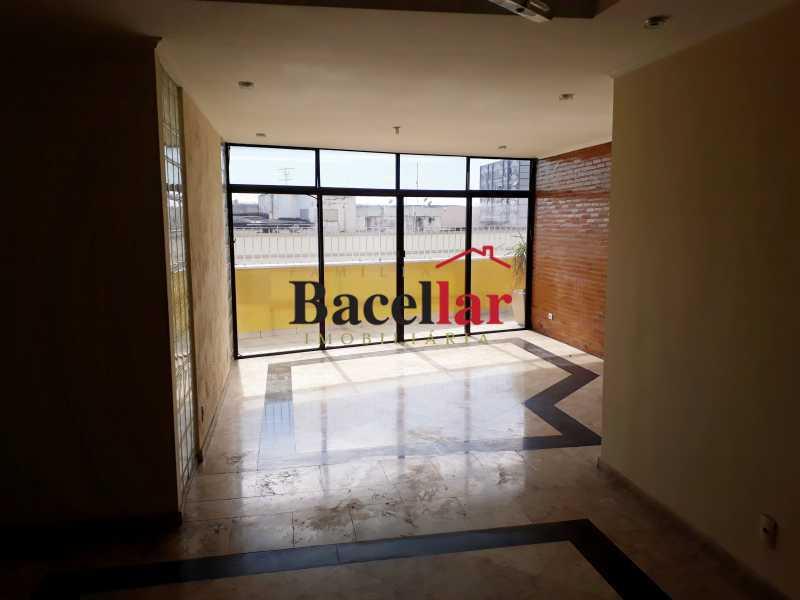 1 - Cobertura 4 quartos à venda Maracanã, Rio de Janeiro - R$ 900.000 - RICO40003 - 1