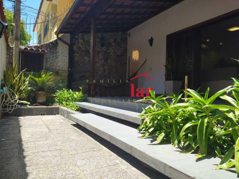 18 - Casa 4 quartos à venda Grajaú, Rio de Janeiro - R$ 2.500.000 - TICA40210 - 19