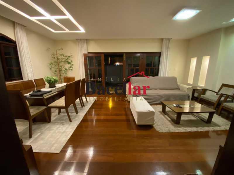 2 - Casa 4 quartos à venda Grajaú, Rio de Janeiro - R$ 2.500.000 - TICA40210 - 3