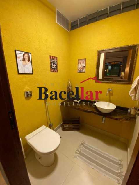 8 - Casa 4 quartos à venda Grajaú, Rio de Janeiro - R$ 2.500.000 - TICA40210 - 9