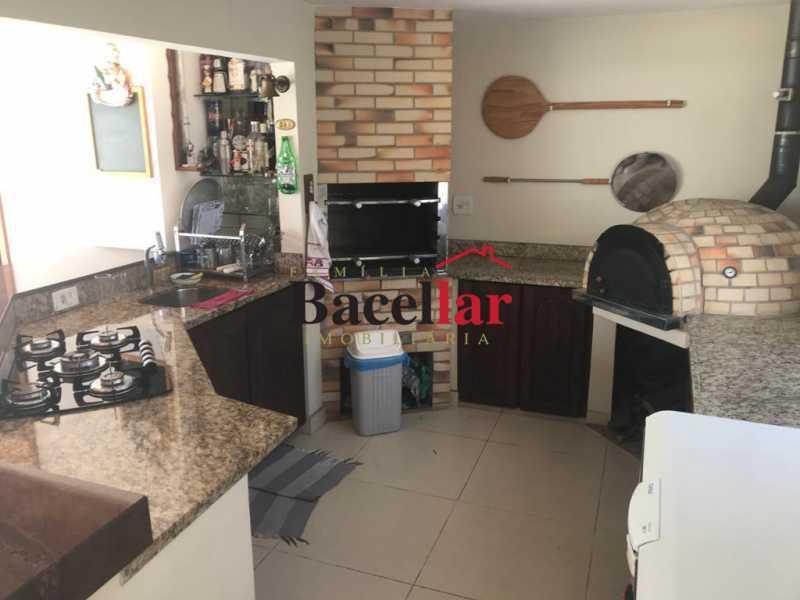 25 - Casa 4 quartos à venda Grajaú, Rio de Janeiro - R$ 2.500.000 - TICA40210 - 26