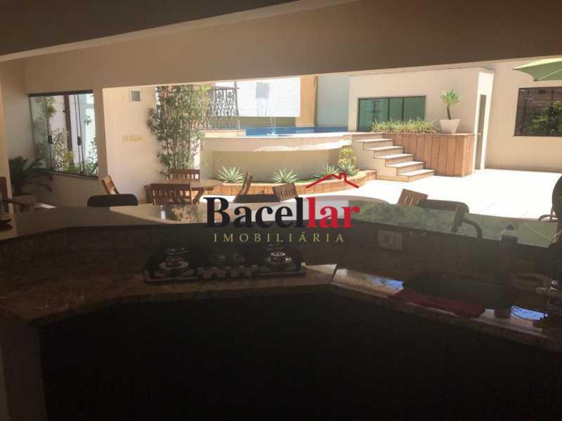 26 - Casa 4 quartos à venda Grajaú, Rio de Janeiro - R$ 2.500.000 - TICA40210 - 27
