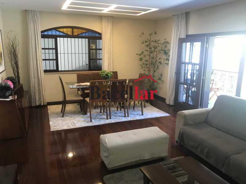 5 - Casa 4 quartos à venda Grajaú, Rio de Janeiro - R$ 2.500.000 - TICA40210 - 6