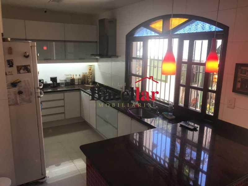 16 - Casa 4 quartos à venda Grajaú, Rio de Janeiro - R$ 2.500.000 - TICA40210 - 17