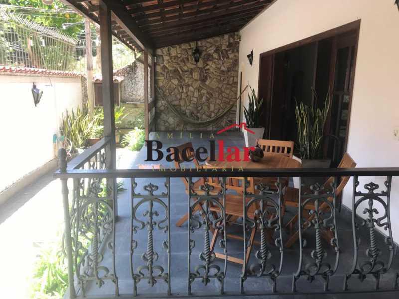 27 - Casa 4 quartos à venda Grajaú, Rio de Janeiro - R$ 2.500.000 - TICA40210 - 28