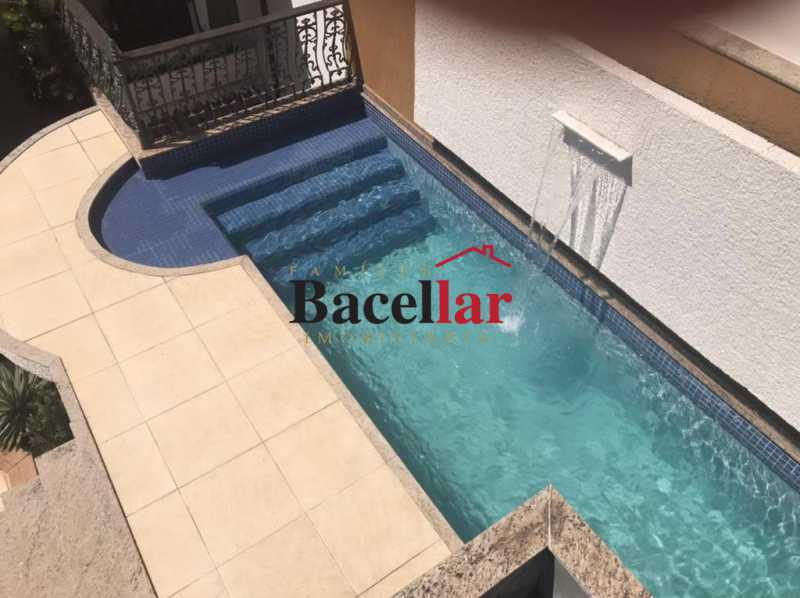 24 - Casa 4 quartos à venda Grajaú, Rio de Janeiro - R$ 2.500.000 - TICA40210 - 25