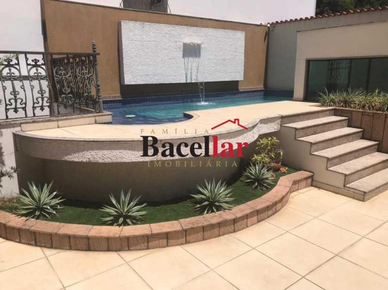 1 - Casa 4 quartos à venda Grajaú, Rio de Janeiro - R$ 2.500.000 - TICA40210 - 1