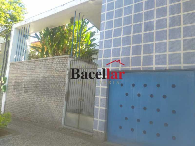 1 - Casa 4 quartos à venda Grajaú, Rio de Janeiro - R$ 680.000 - TICA40211 - 1