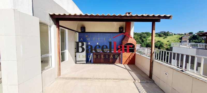 ec997826-34e9-4274-ad71-fd28d8 - Cobertura à venda Rua Aquidabã,Rio de Janeiro,RJ - R$ 480.000 - RICO20011 - 7