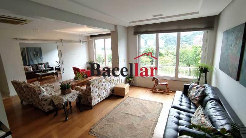2 - Apartamento 3 quartos à venda Lagoa, Rio de Janeiro - R$ 4.000.000 - TIAP33095 - 3