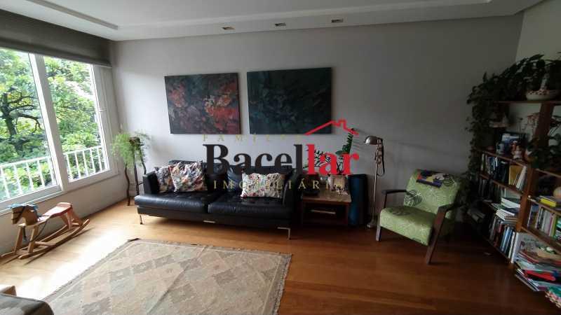 6 - Apartamento 3 quartos à venda Lagoa, Rio de Janeiro - R$ 4.000.000 - TIAP33095 - 7