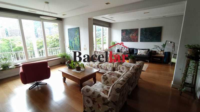 8 - Apartamento 3 quartos à venda Lagoa, Rio de Janeiro - R$ 4.000.000 - TIAP33095 - 9
