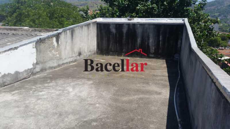TERRAÇO - Casa 2 quartos à venda Rio de Janeiro,RJ - R$ 415.000 - RICA20033 - 16