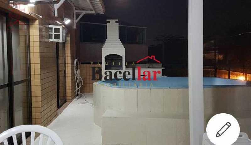 3 - Cobertura 3 quartos à venda Rio de Janeiro,RJ - R$ 990.000 - TICO30279 - 4