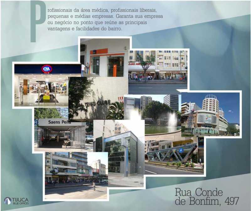 Imagem2 - Loja 262m² para venda e aluguel Tijuca, Rio de Janeiro - R$ 6.156.000 - TILJ00001 - 3