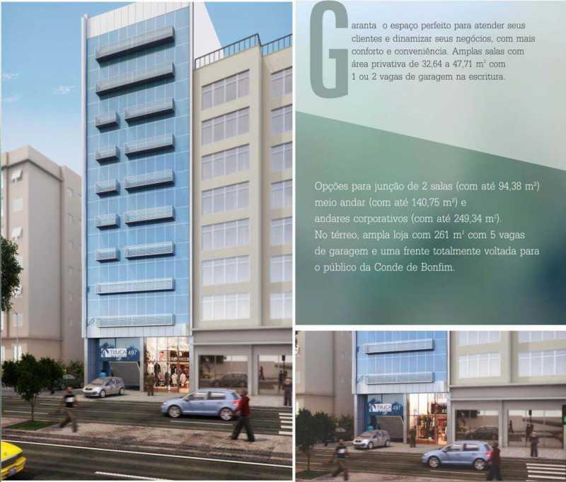 Imagem3 - Loja 262m² para venda e aluguel Tijuca, Rio de Janeiro - R$ 6.156.000 - TILJ00001 - 4