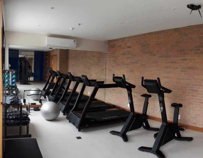 Fitness-1 - Empreendimento Alfa Corporate - TISL00013 - 12