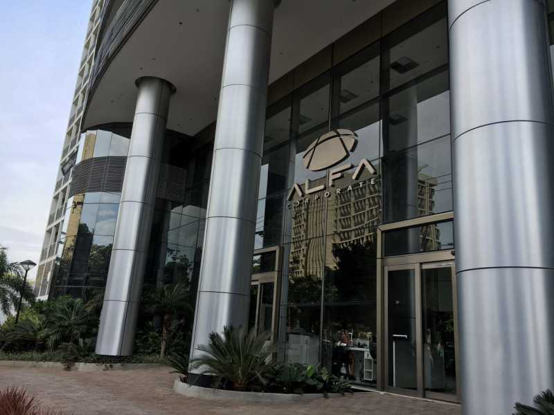 Port-cochére - Empreendimento Alfa Corporate - TISL00013 - 16